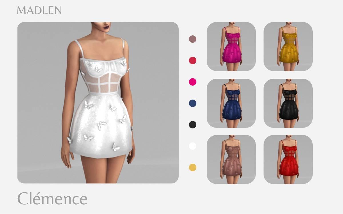 Платье - Clemence Dress