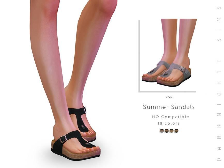 Сандалии - Summer Sandals