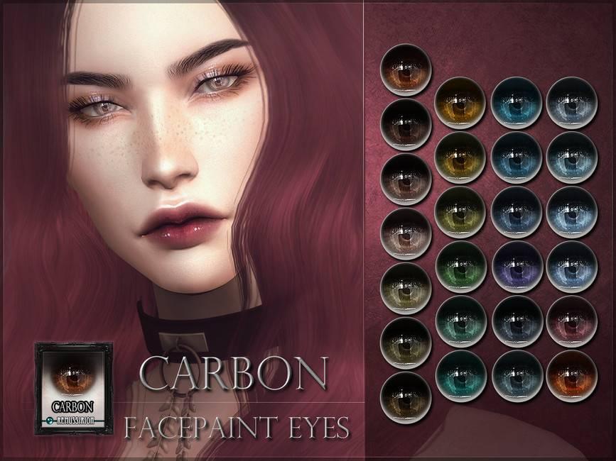 Линзы - Carbon Eyes