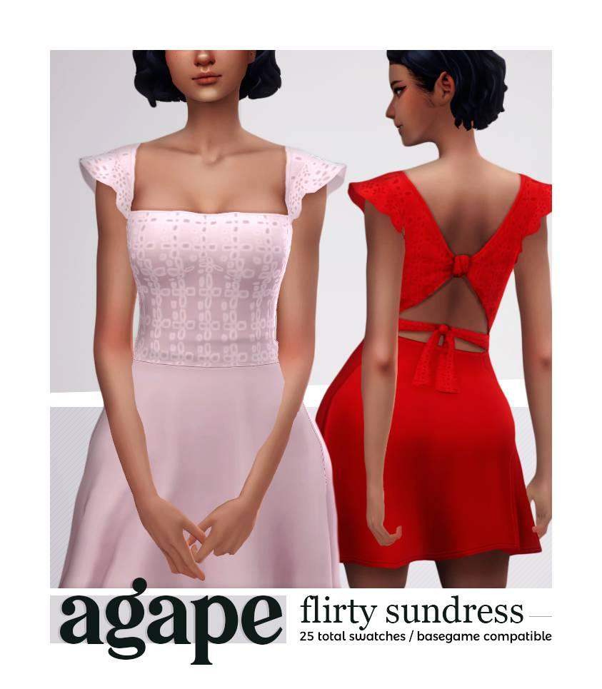 Платье - AGAPE
