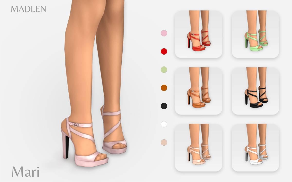 Босоножки - Mari Shoes