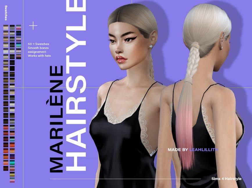 Прическа - Marilene Hairstyle