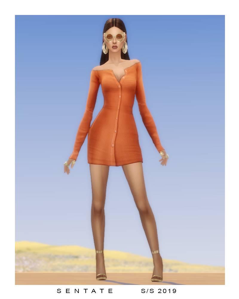 Набор для симки - EVIE DRESS