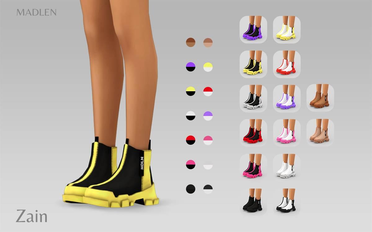 Ботинки - Zain Sneakers