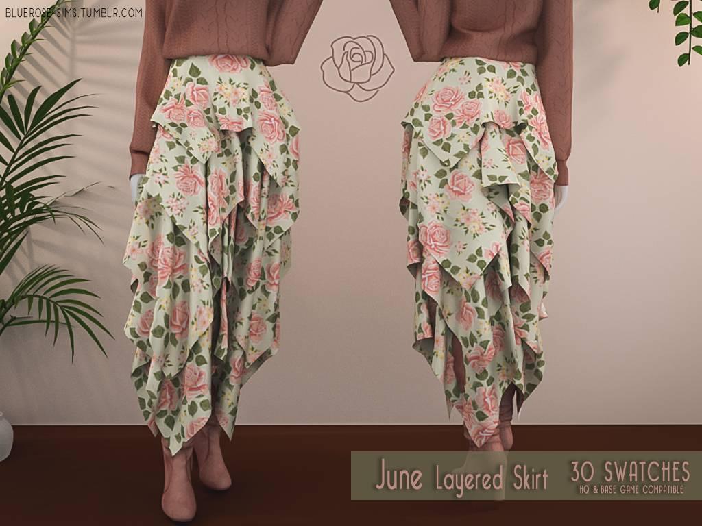 Юбка - June Skirt