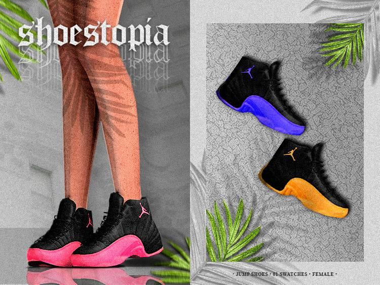 Кроссовки - Jump Shoes