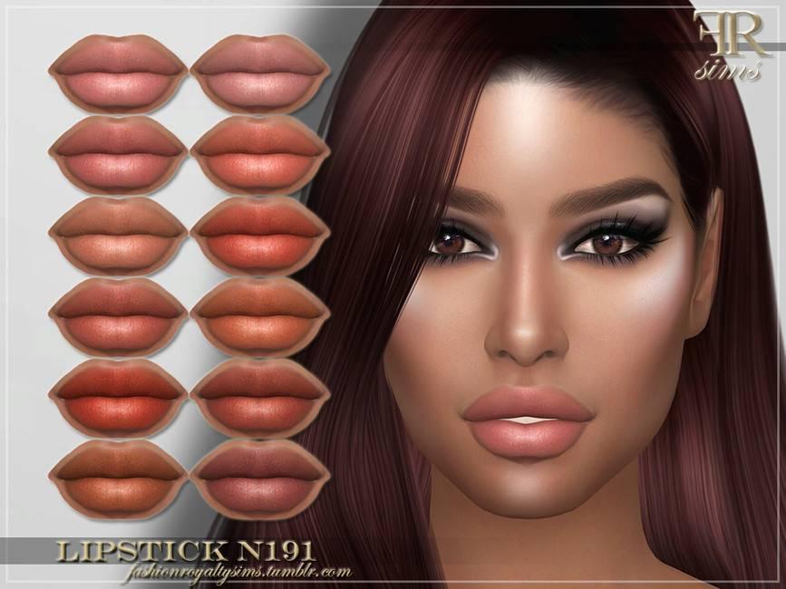 Помада - FRS Lipstick N191