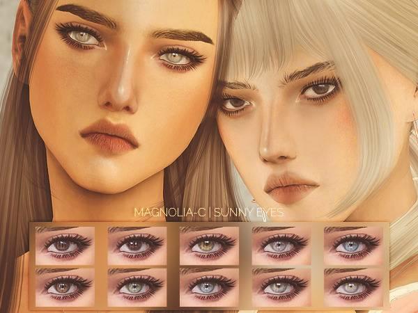 Линзы - Sunny Eyes