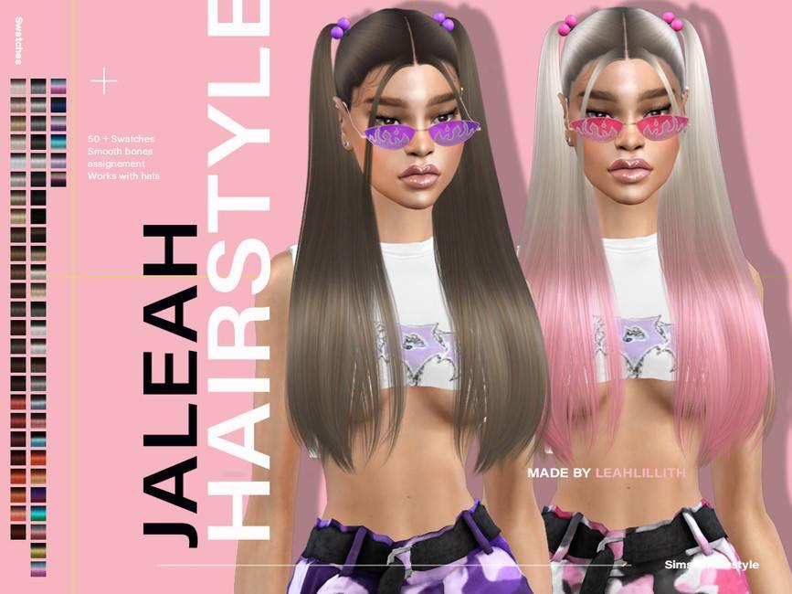 Женская прическа - Jaleah Hairstyle