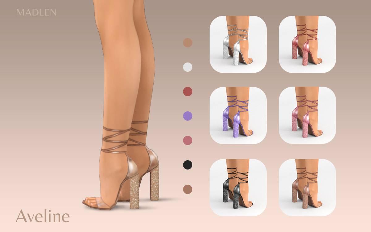 Босоножки - Aveline Shoes