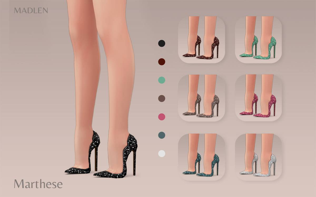 Туфли - Marthese Shoes