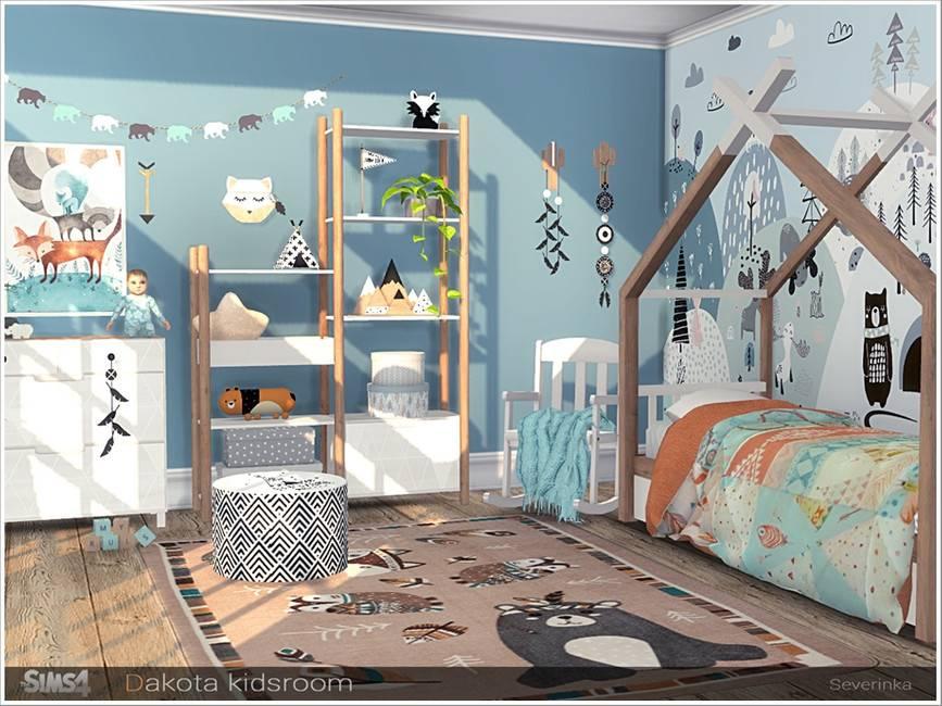 Детская комната - Dakota kidsroom