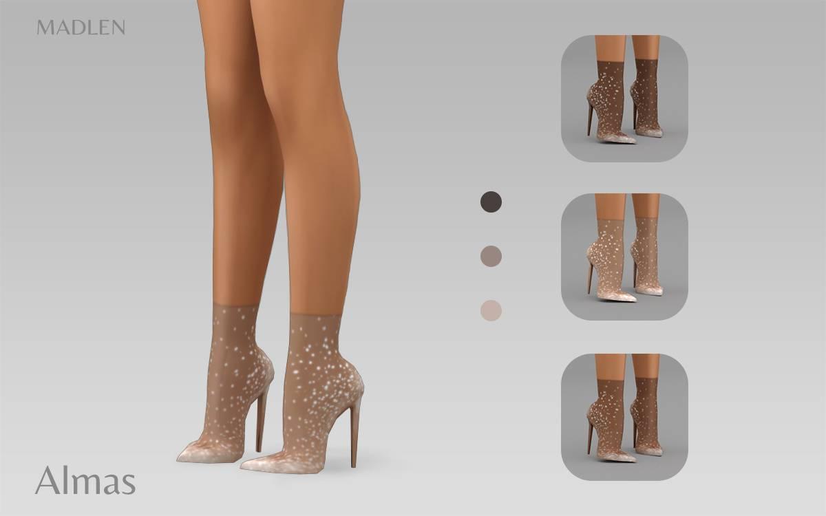 Сапожки - Almas Boots (short)