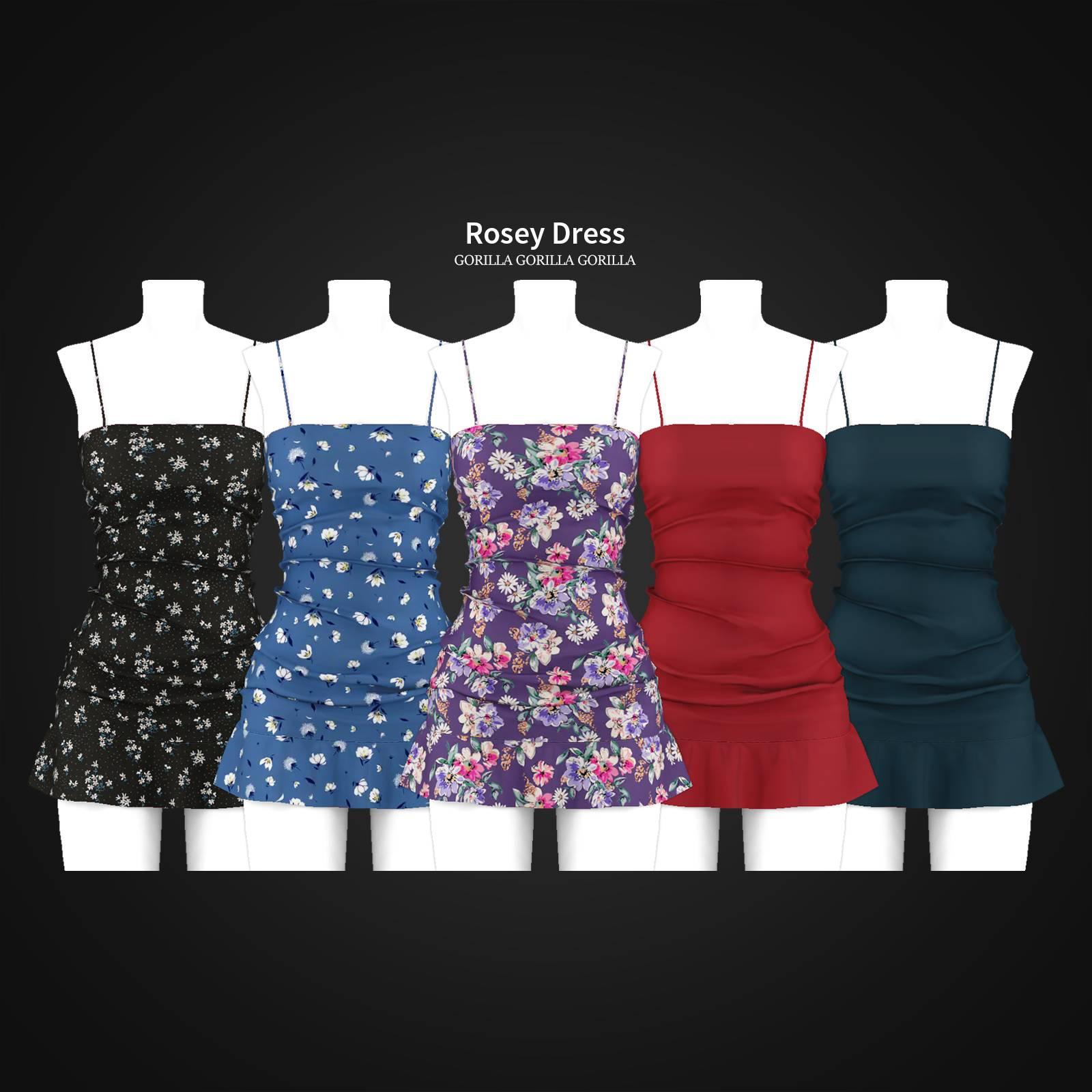 Платье - Rosey Dress