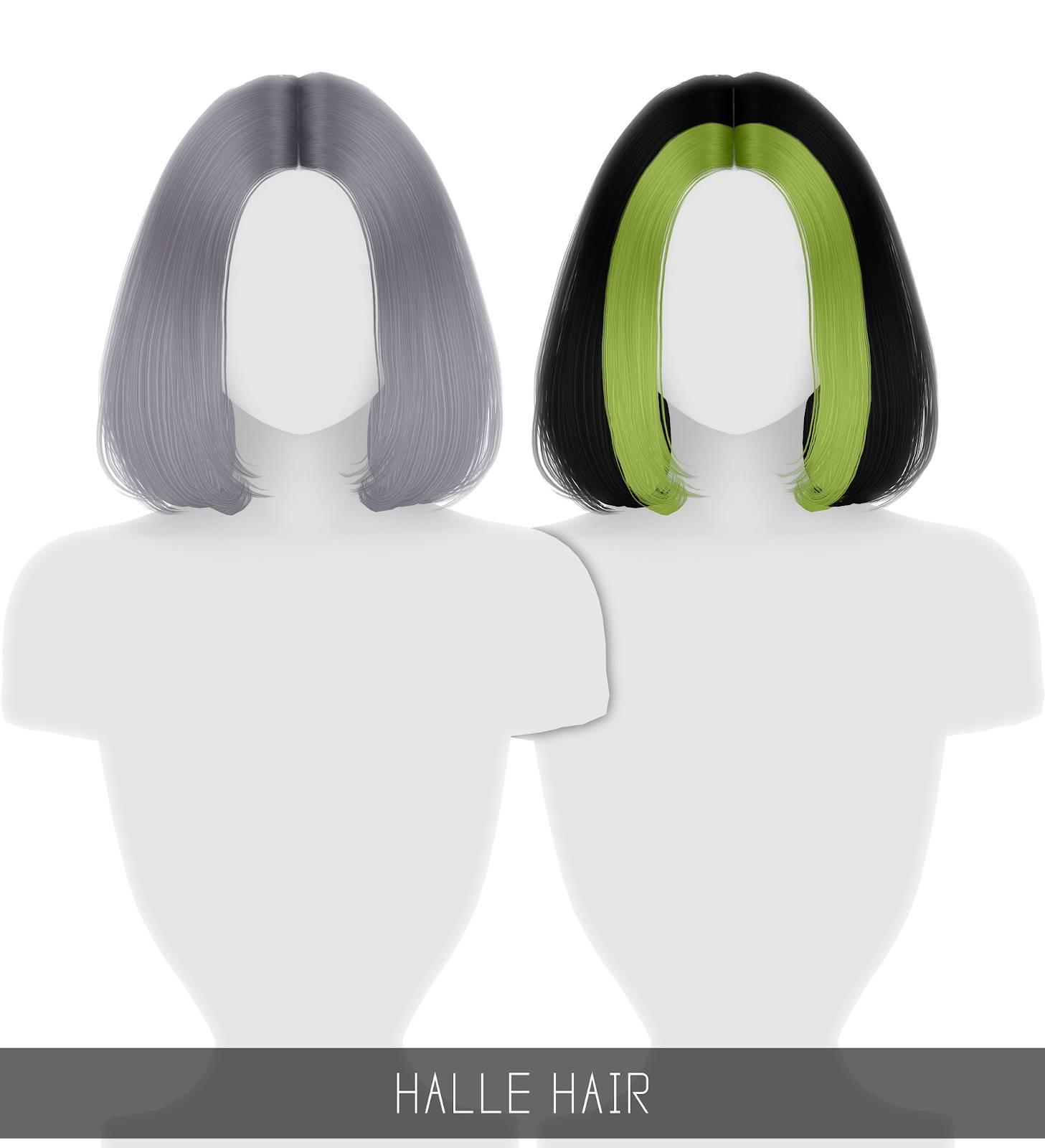 Прическа для женщин, детей и тоддлеров - HALLE HAIR