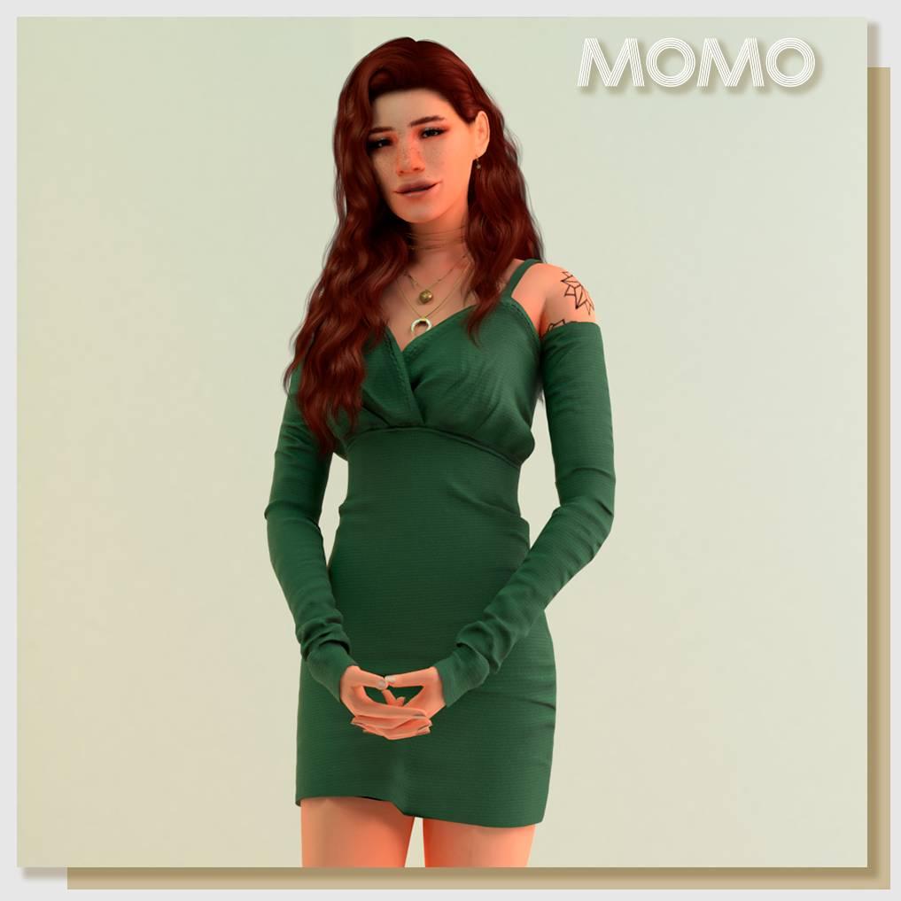 Платье - momo dress