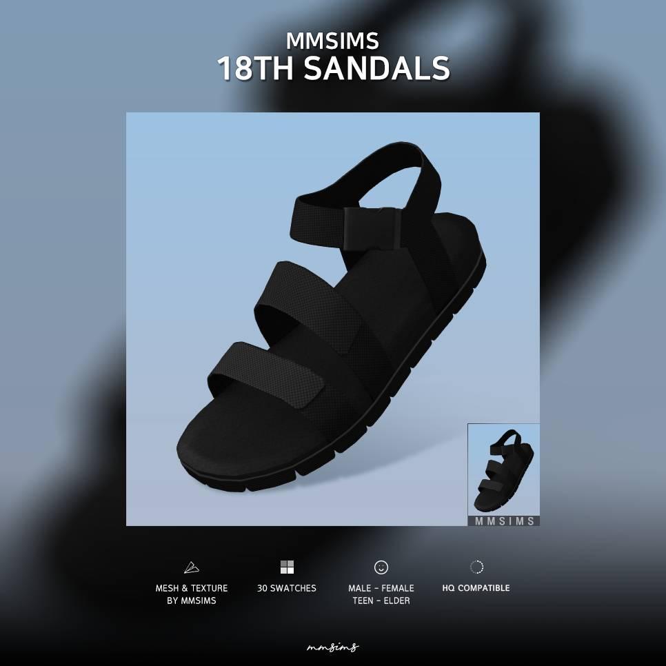 Сандалии - 18th Sandals