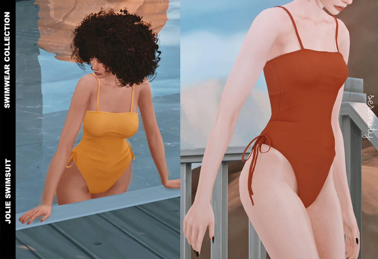 Купальник - JOLIE SWIMSUIT