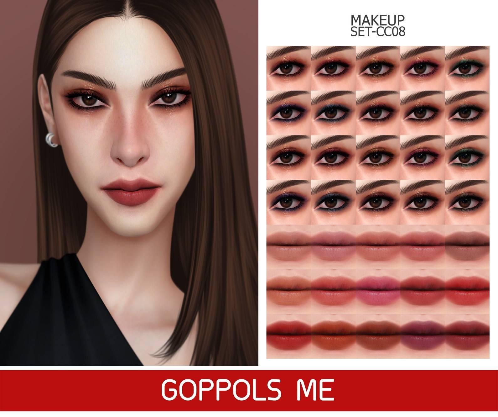 Набор косметики MAKEUP SET CC08 -