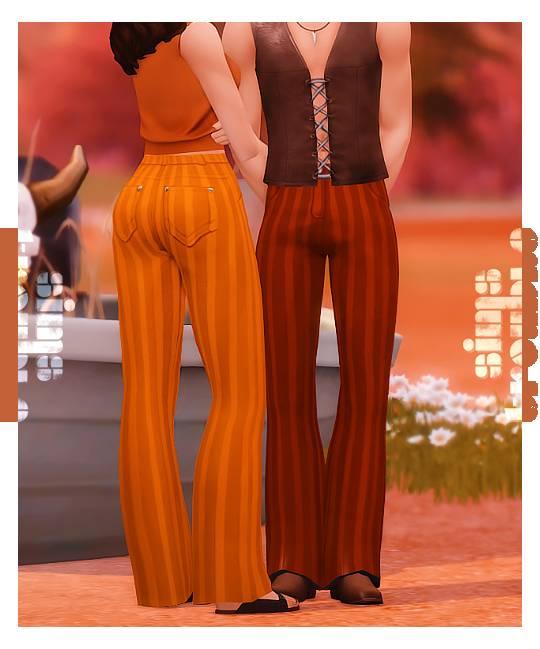 Штаны - 70s Pants