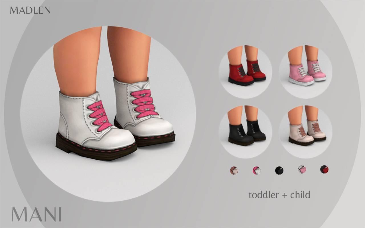 Ботинки - Mani Boots