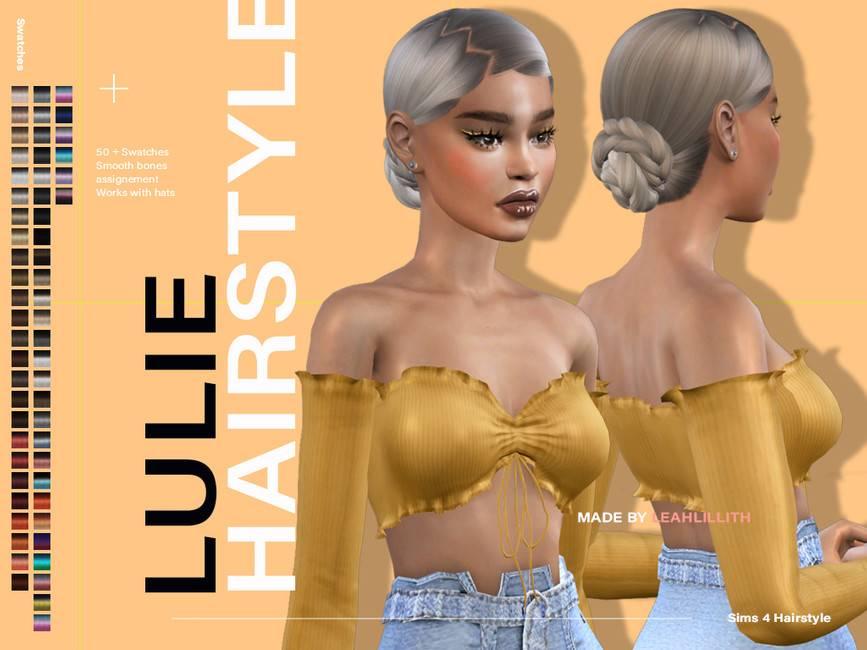 Женская прическа - Lulie Hairstyle