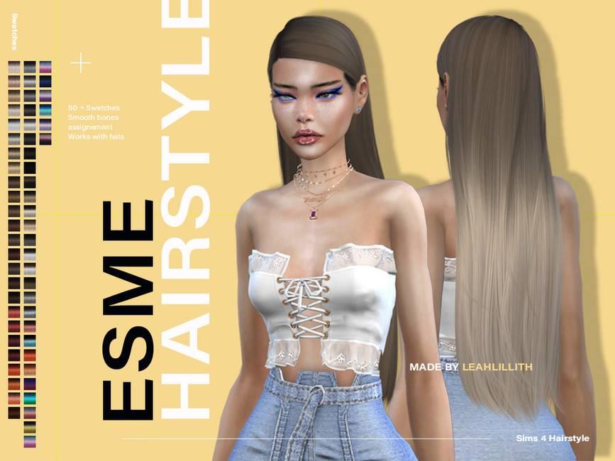 Прическа - Esme Hairstyle