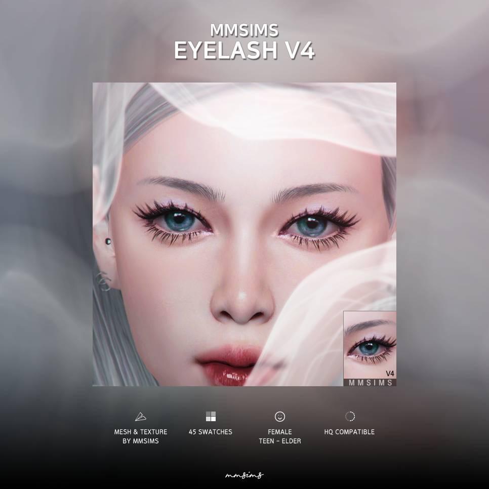 Ресницы - Eyelash v4