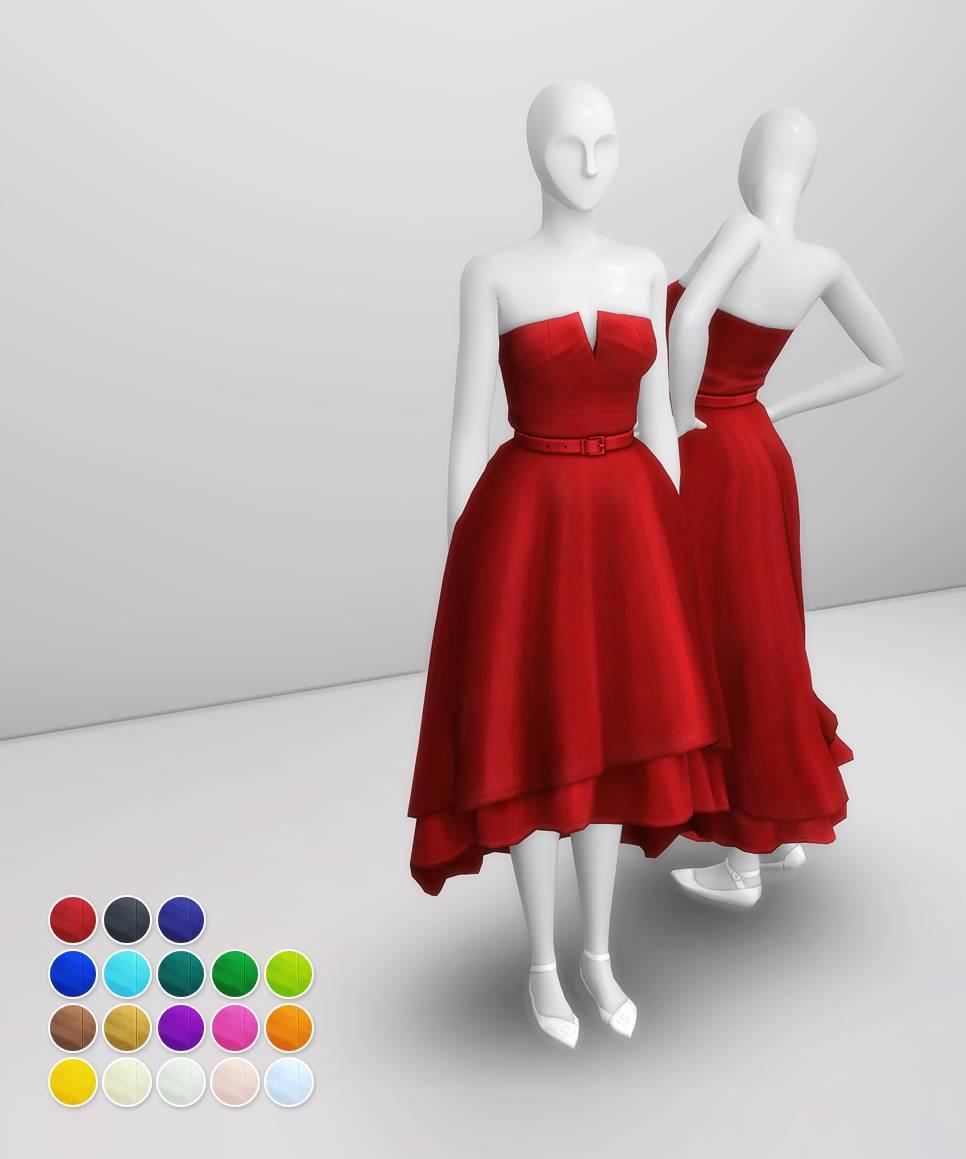 Платье - Dress for Audrey III