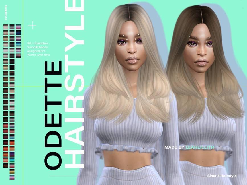 Прическа - Odette Hairstyle