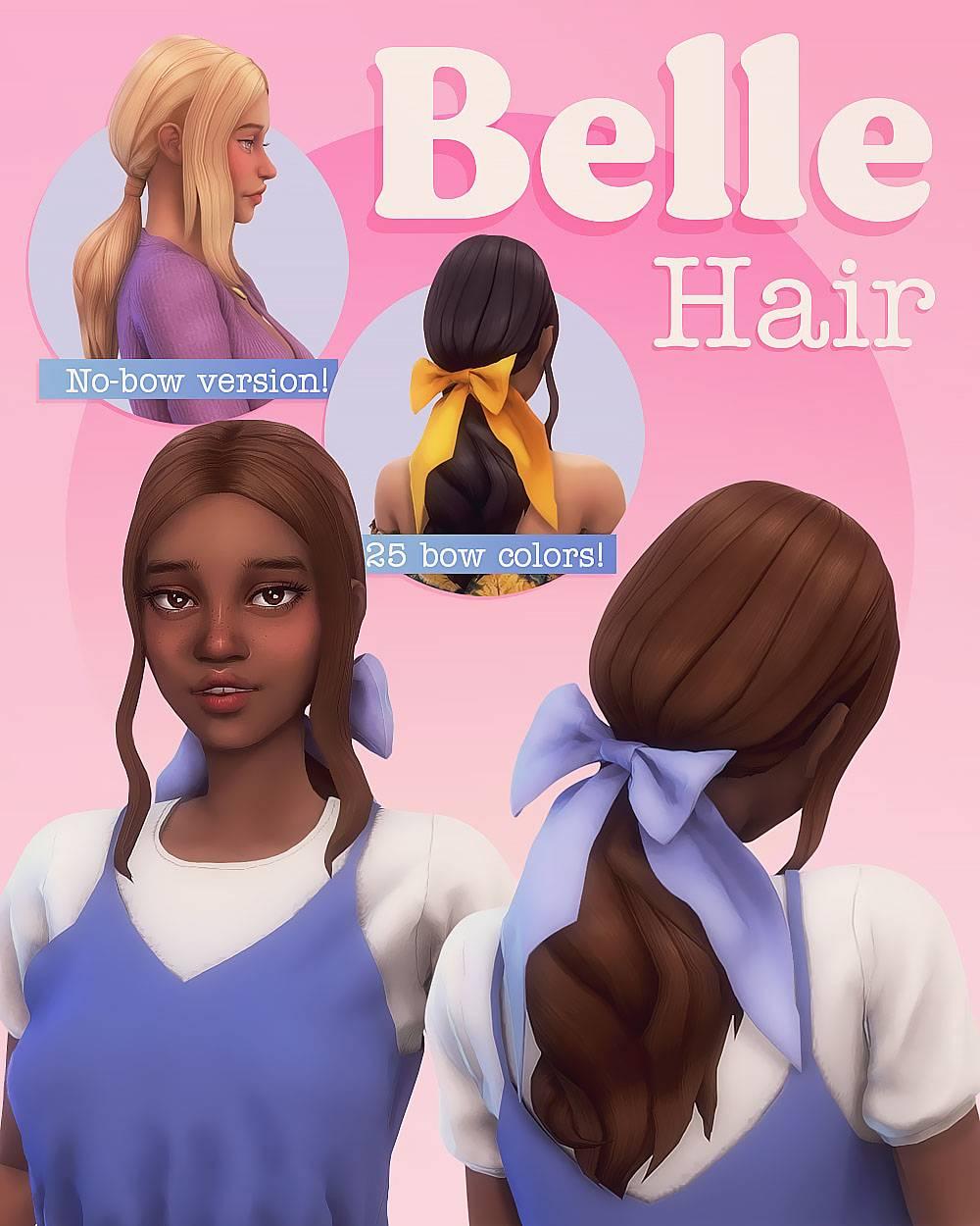 Женская прическа - Belle Hair