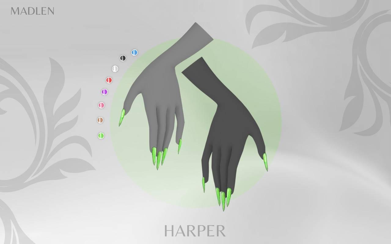 Маникюр - Harper Nails