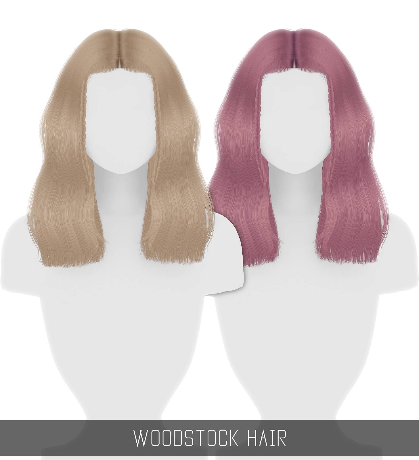 Прическа для женщин, детей и тоддлеров - WOODSTOCK HAIR