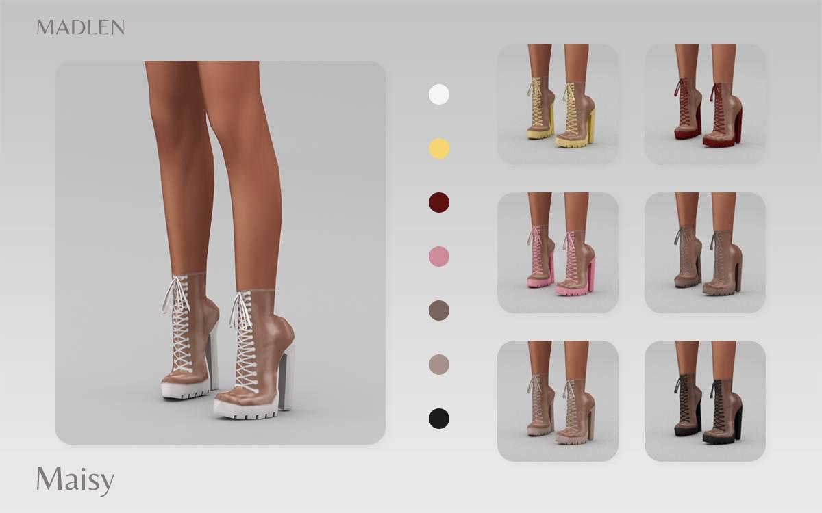 Сапожки - Maisy Boots