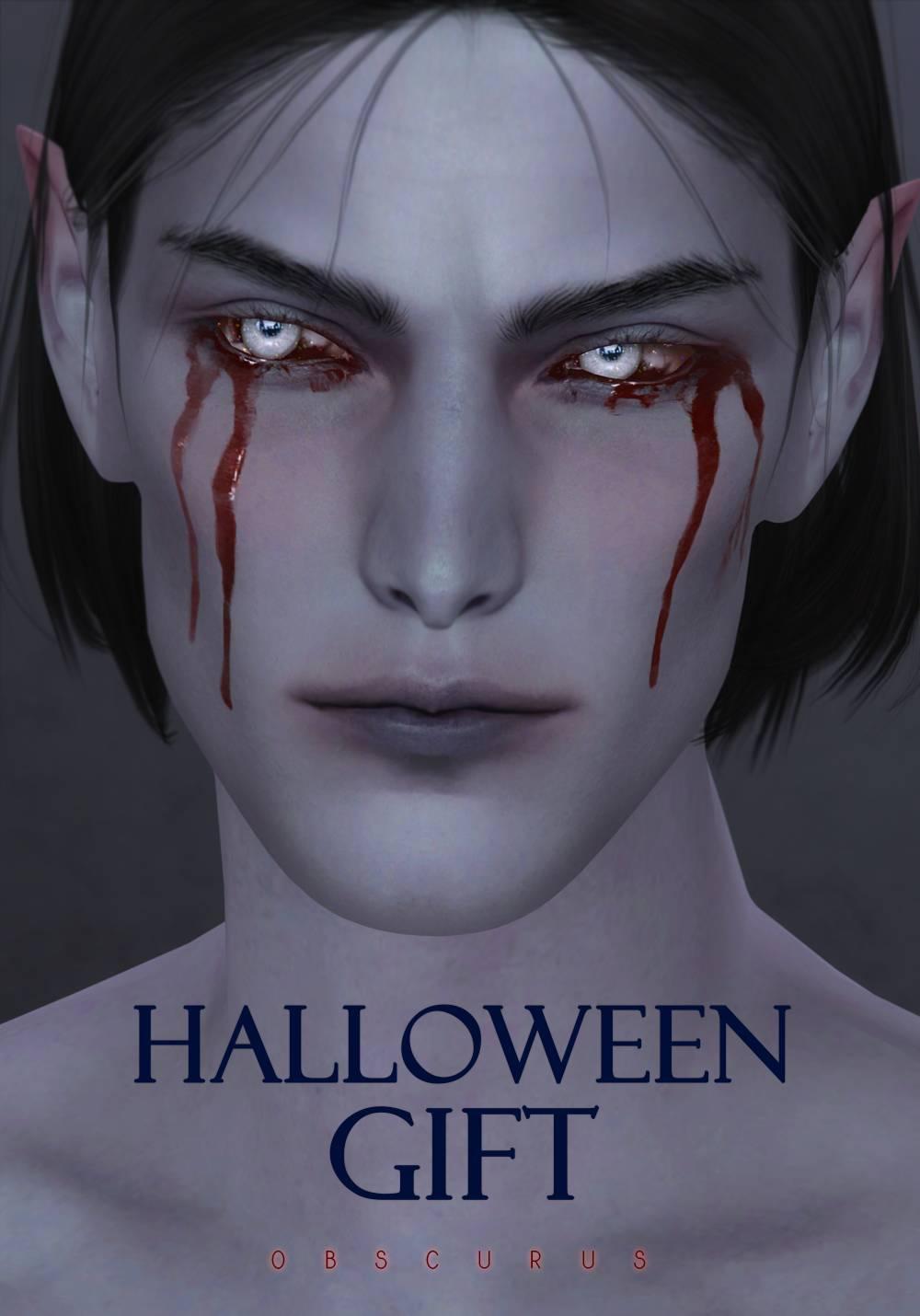 Набор для Хэллоуина - halloween 2019