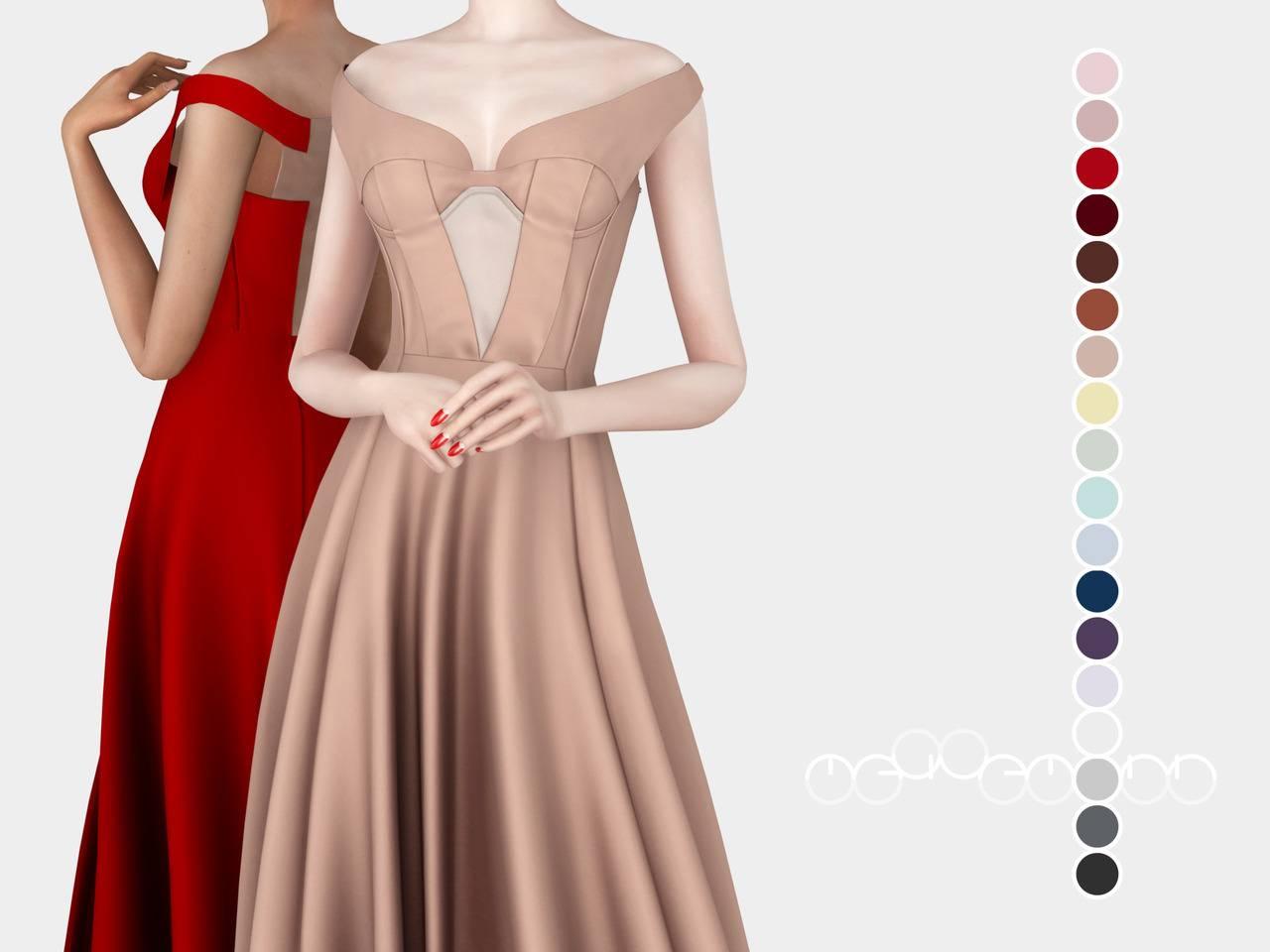 Платье - JIL SANDER DRESS 1