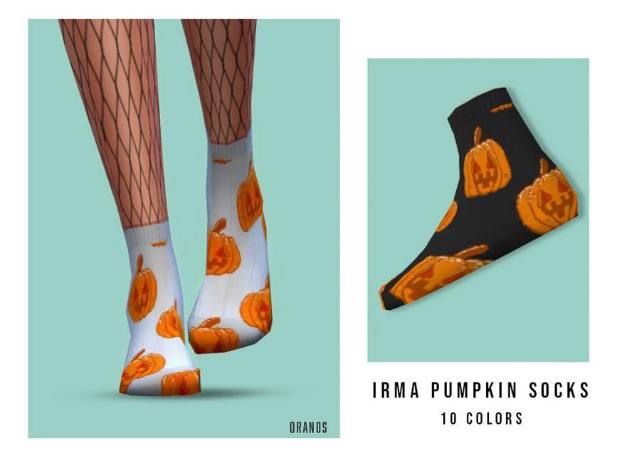 Женские носочки - Irma Pumpkin Socks