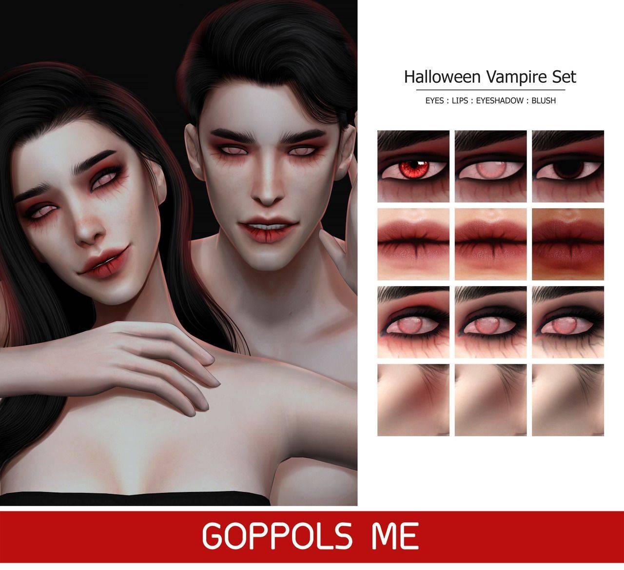 Сет для создания вампира - Halloween Vampire Set