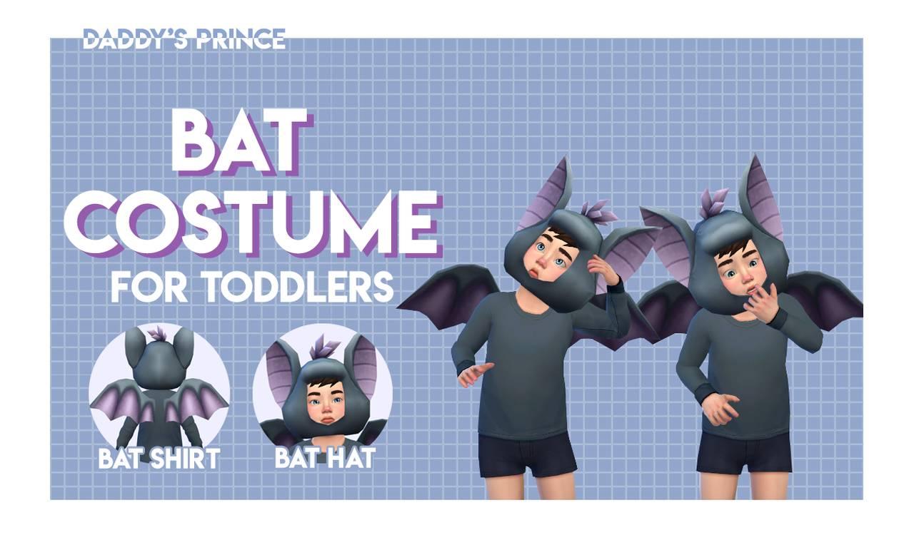 Костюм летучей мыши для тоддлеров - Bat Costume