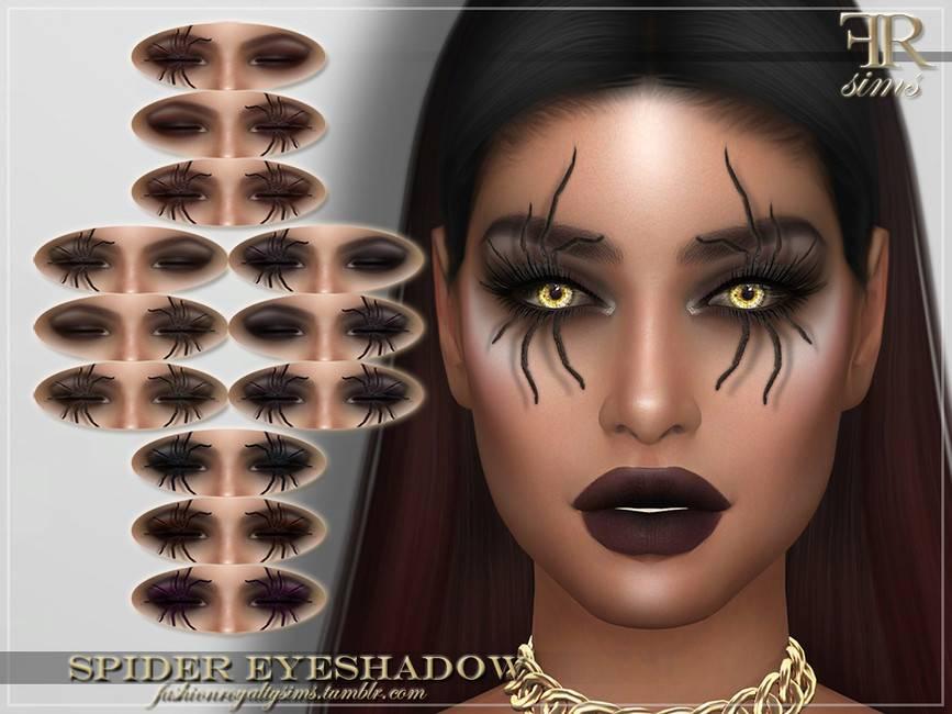 Макияж глаз - FRS Spider Eyeshadow