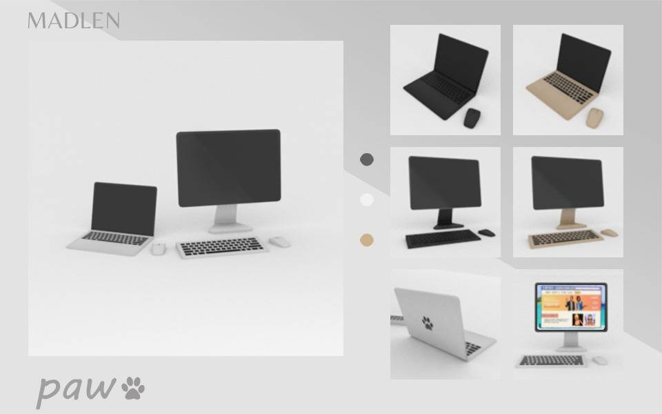 Нетбук и ПК - Paw Devices