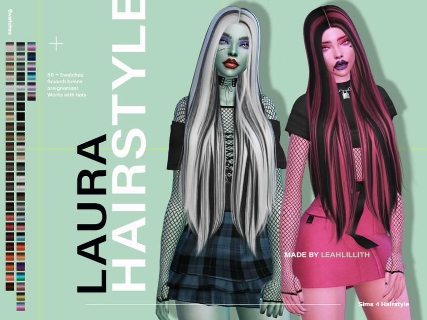 Женская прическа - Laura Hairstyle