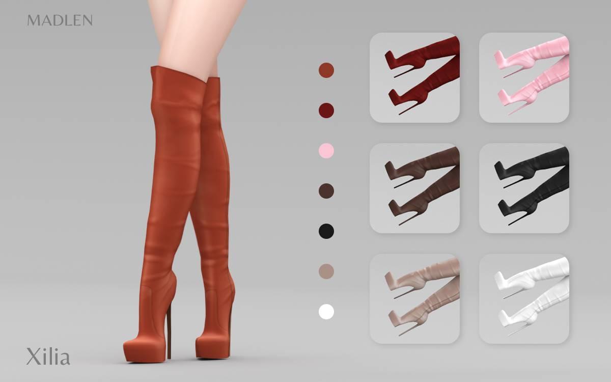 Сапоги - Xilia Boots