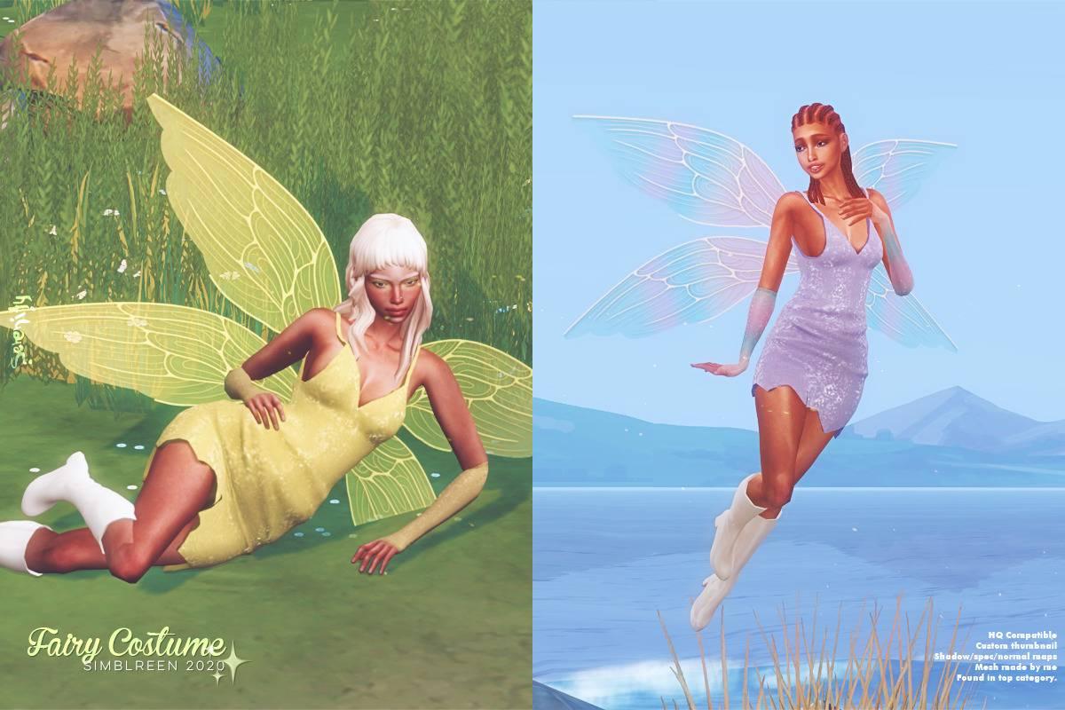 Костюм феи - Fairy Costume