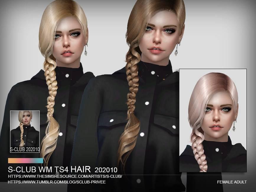 Прическа - Hair 202010