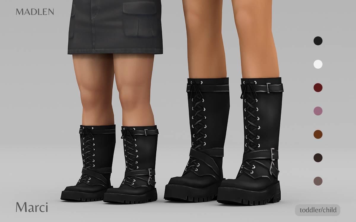 Сапоги - Marci Boots