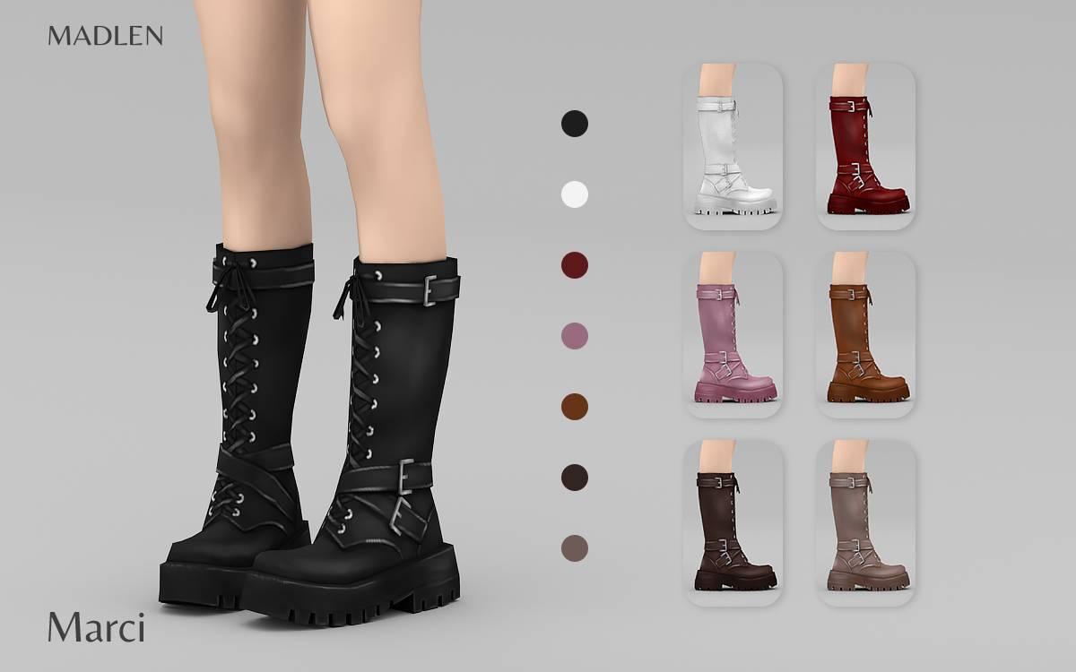 Сапоги - Marci Boots F