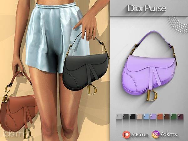 Сумочка - dior purse