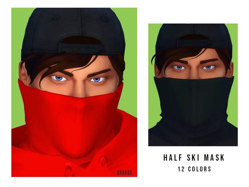 Маска - Half Ski Mask