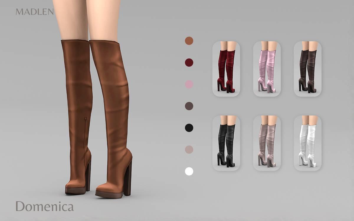 Ботфорты - Domenica Boots
